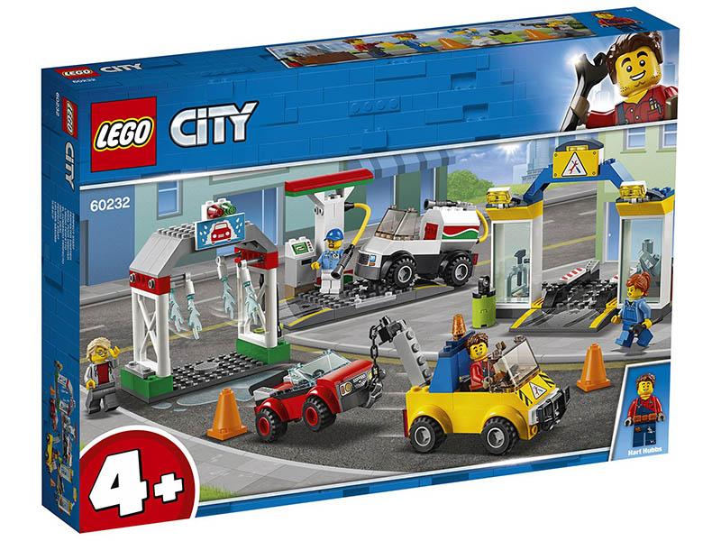 Конструктор Lego City Автостоянка 60232