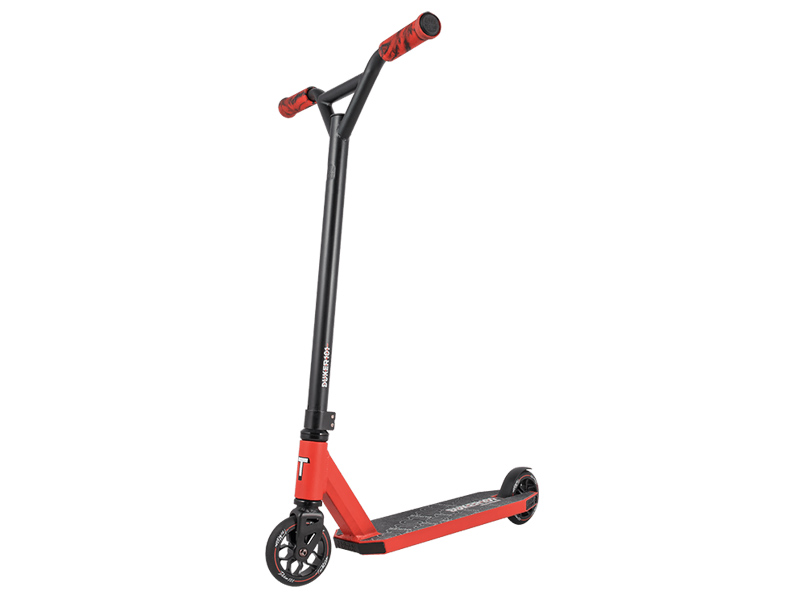 Самокат Tech Team Duker 101 2020 Black-Red