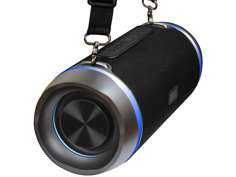 Колонка Ginzzu GM-901B Black