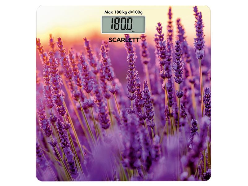 лучшая цена Весы напольные Scarlett SC-BS33E047