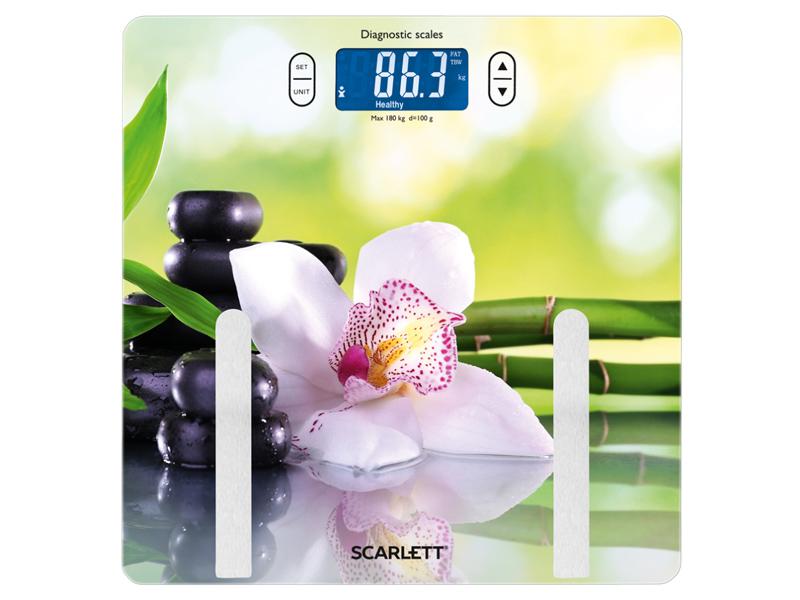 Фото - Весы напольные Scarlett SC-BS33ED10 весы напольные scarlett sc bs 33 e 090