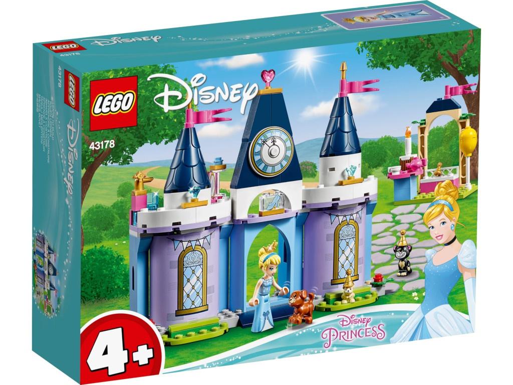 Конструктор Lego Princess Праздник в замке Золушки 43178 фото