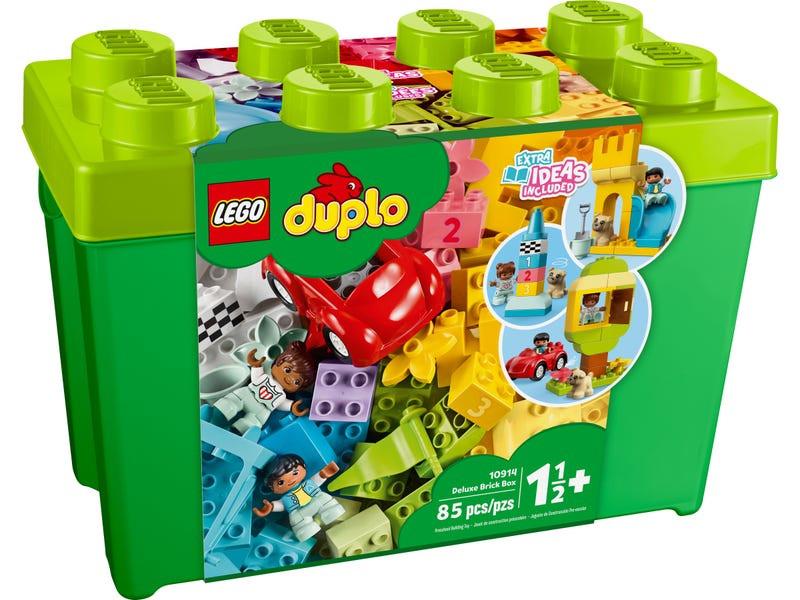 Конструктор Lego Duplo Большая коробка с кубиками 10914