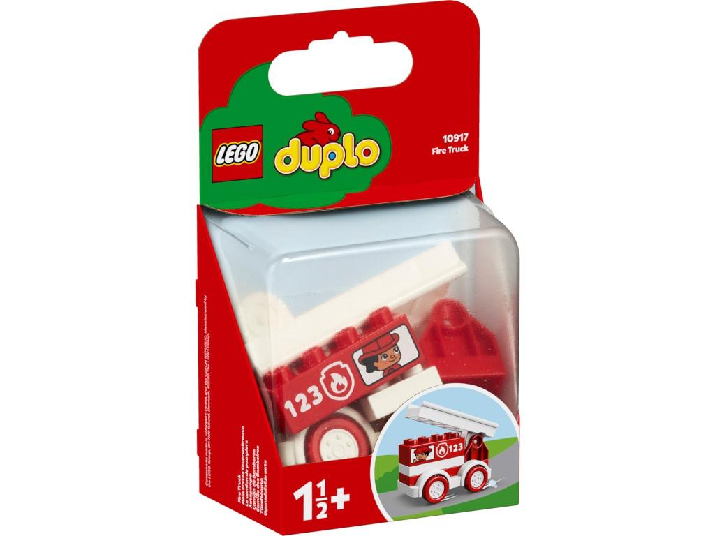 Конструктор Lego Duplo Пожарная машина 10917