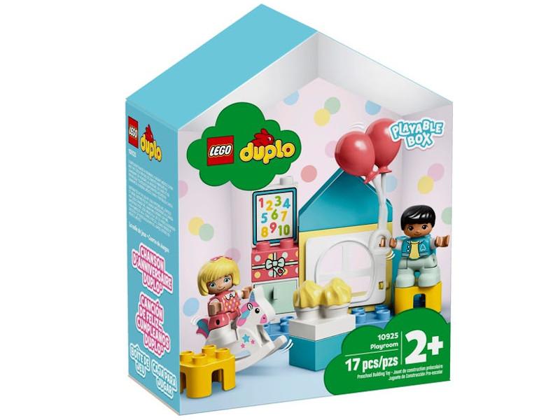 Конструктор Lego Duplo Игровая комната 10925 — Игровая комната