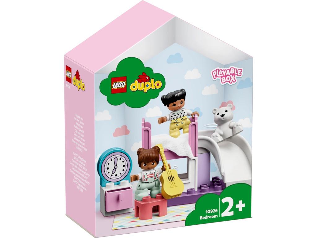 Конструктор Lego Duplo Спальня 10926 lego duplo 10837 новый год lego