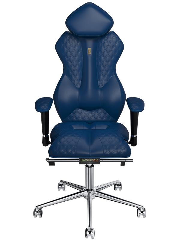 Компьютерное кресло Kulik System Royal Blue