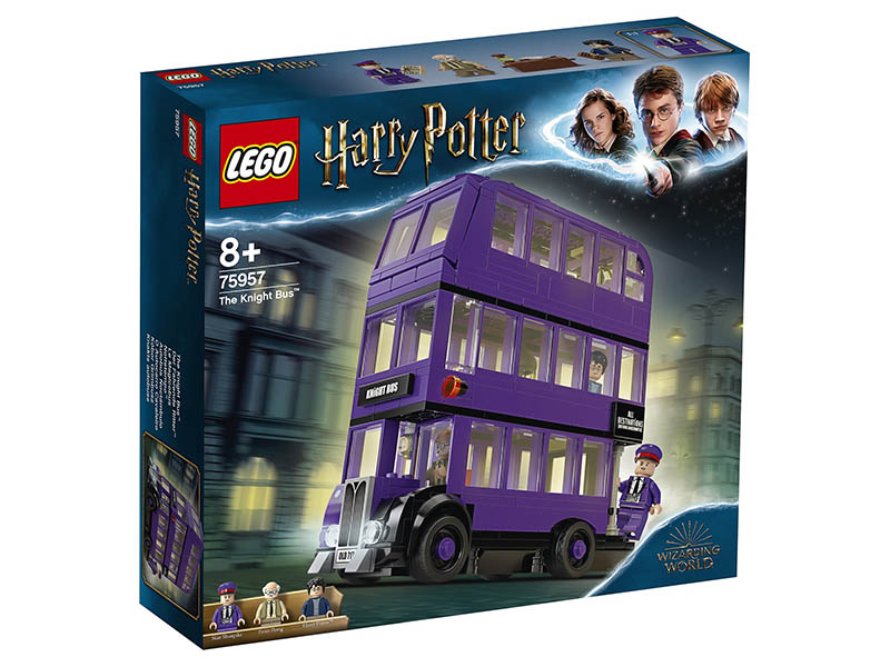 Конструктор Lego Harry Potter Автобус Ночной рыцарь 75957 фото