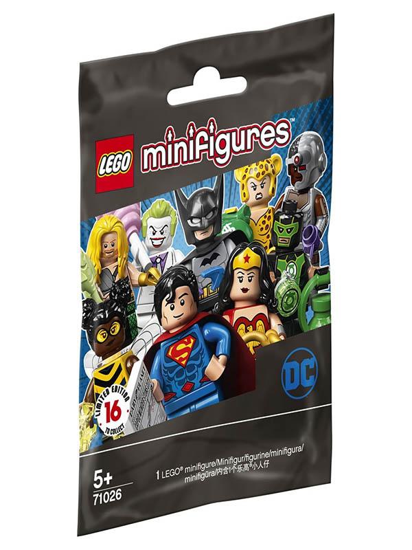 Конструктор Lego Минифигурки DC Super Heroes 71026 цена и фото