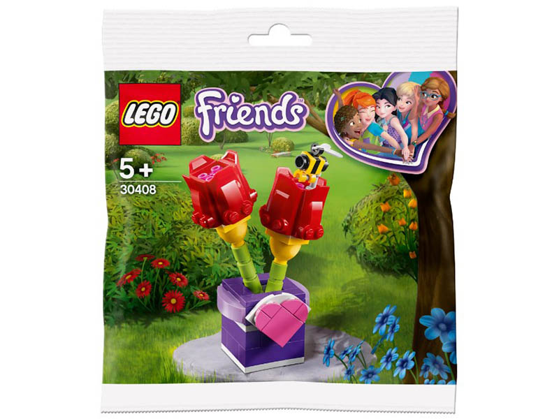 Конструктор Lego Friends Тюльпаны 30408