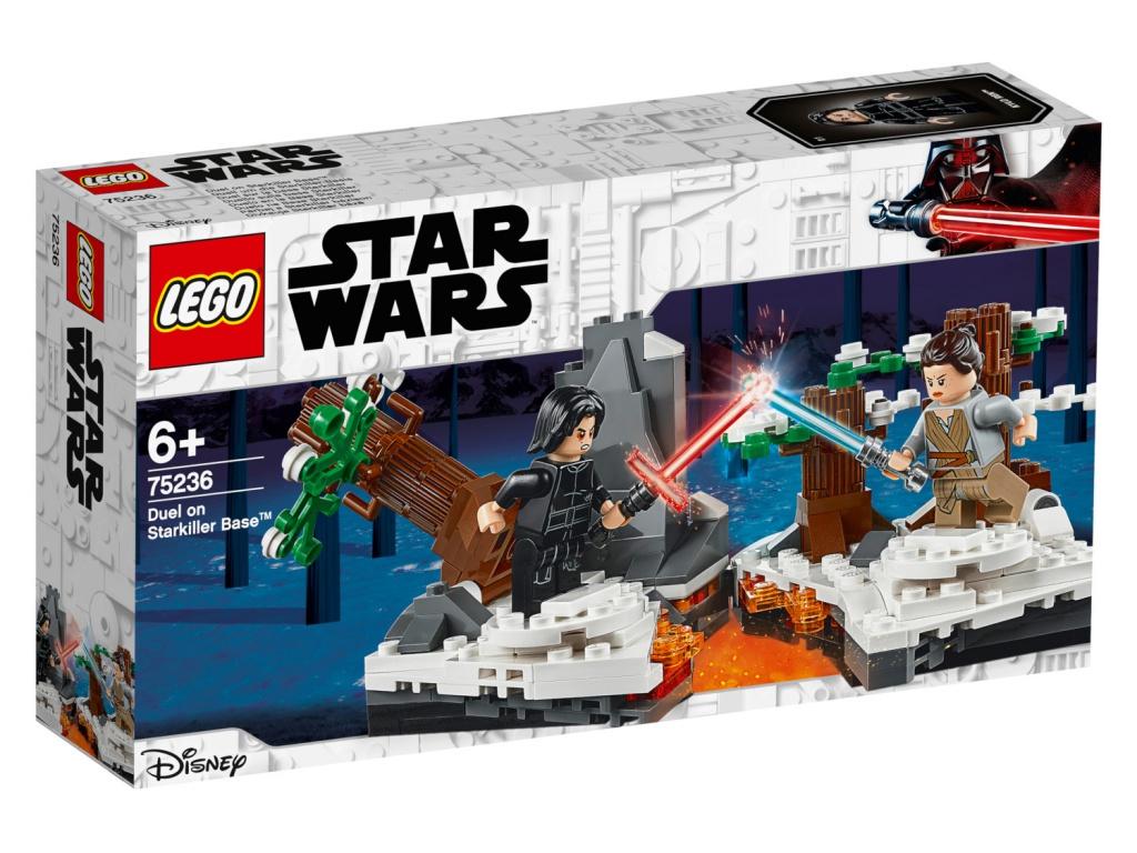 Конструктор Lego Star Wars Старкиллер 75236