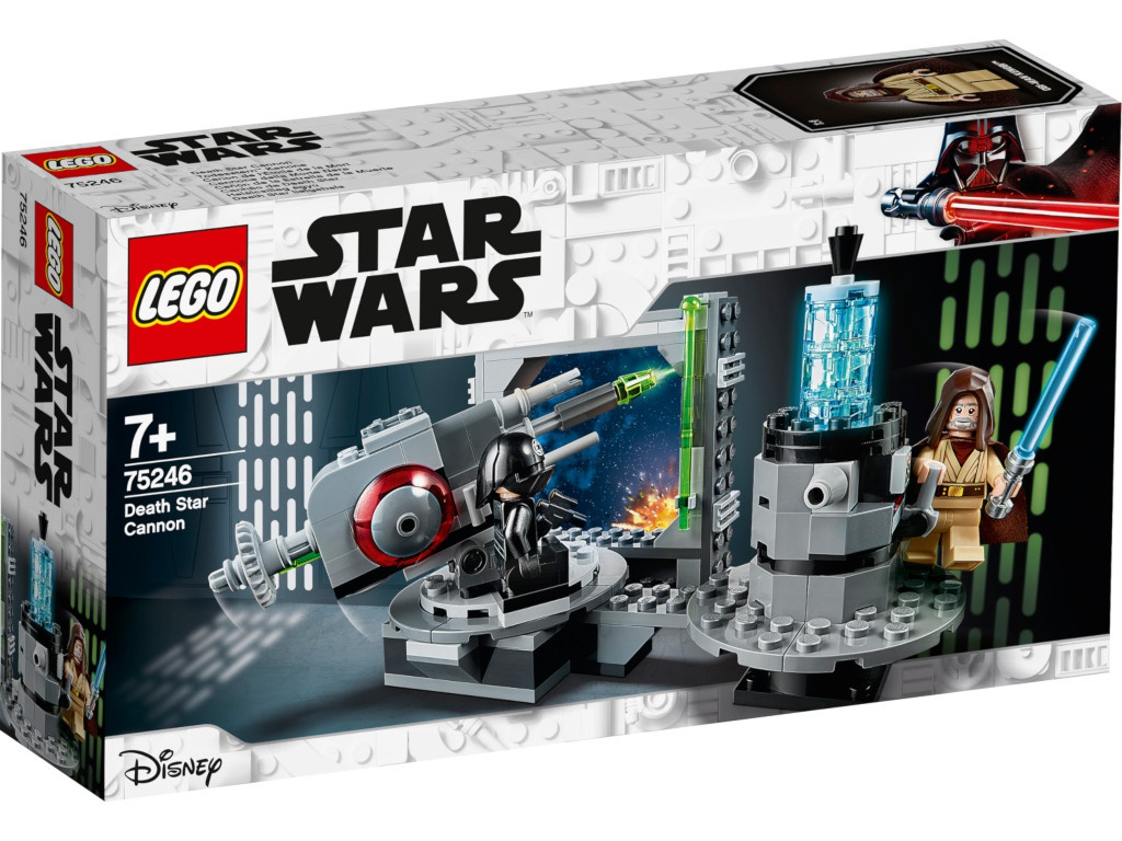 Конструктор Lego Star Wars Пушка Звезды смерти 75246 фото