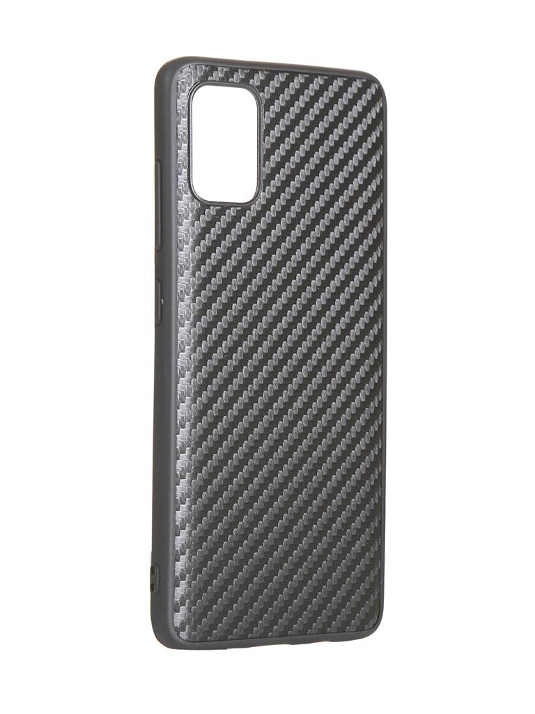 Чехол G-Case для Samsung Galaxy A51 SM-A515F Carbon Black GG-1203