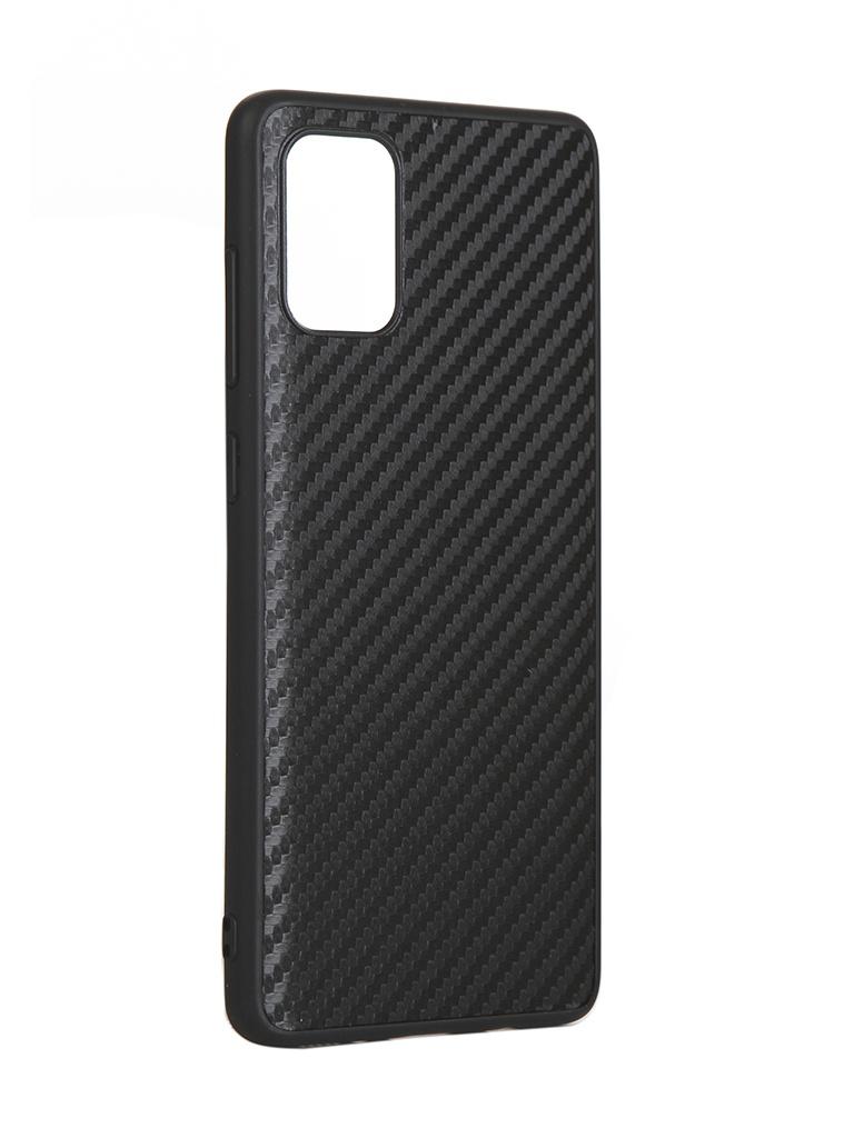 Чехол G-Case для Samsung Galaxy A71 SM-A715F Carbon Black GG-1202 чехол g case для samsung galaxy tab s6 10 5 sm t860 sm t865 slim premium black gg 1166