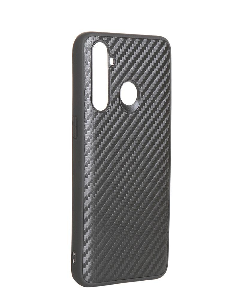 Чехол G-Case для Realme 5 Pro / Q Carbon Black GG-1201