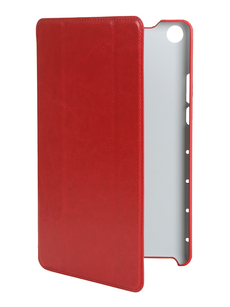 Чехол G-Case для Huawei MediaPad M5 Lite 8 Slim Premium Red GG-1198