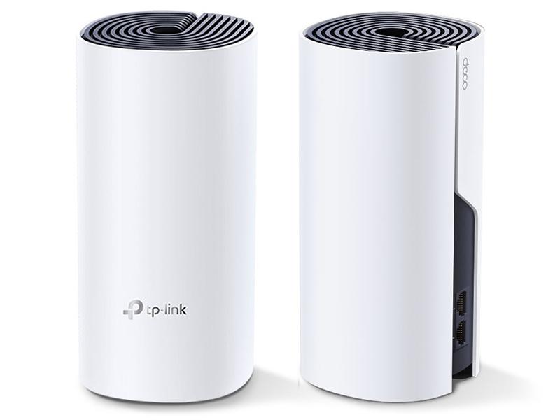 Wi-Fi роутер TP-LINK Deco P9 v1 2-pack