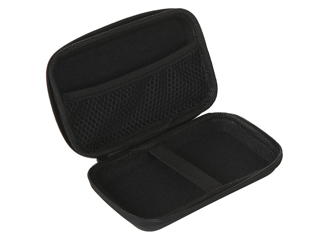 Органайзер для USB-кабелей и мобильных аксессуаров Mobylos Black 30429