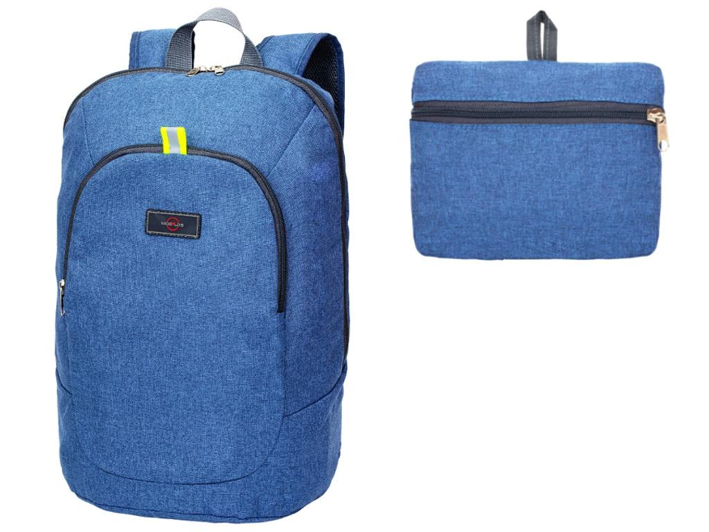 Рюкзак Mobylos Classic Plus Blue 30386