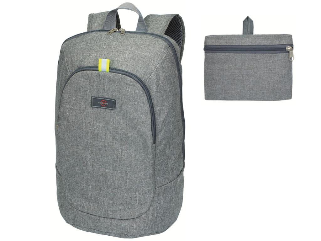 Рюкзак Mobylos Classic Plus Grey 30386