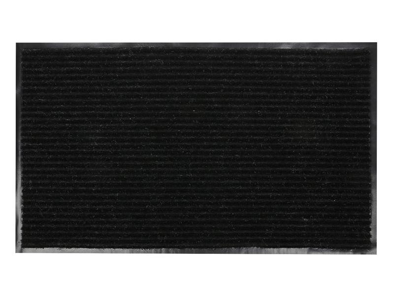 Коврик InLoran Стандарт 50x80cm Black 10-586