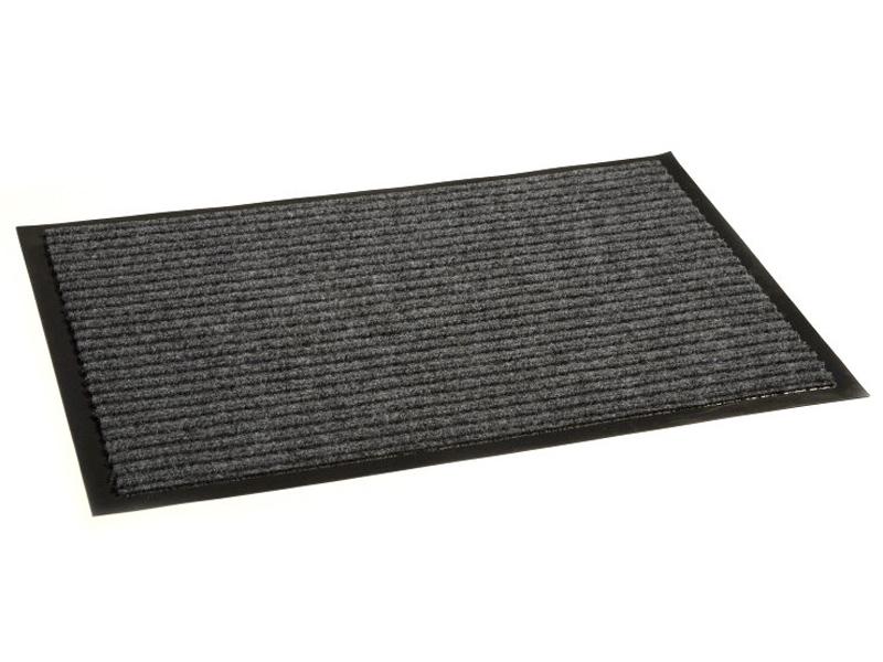 Коврик InLoran Стандарт 40x60cm Grey 10-464