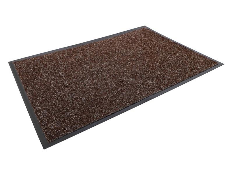 Коврик InLoran Лофт 60x90cm Brown 60-692