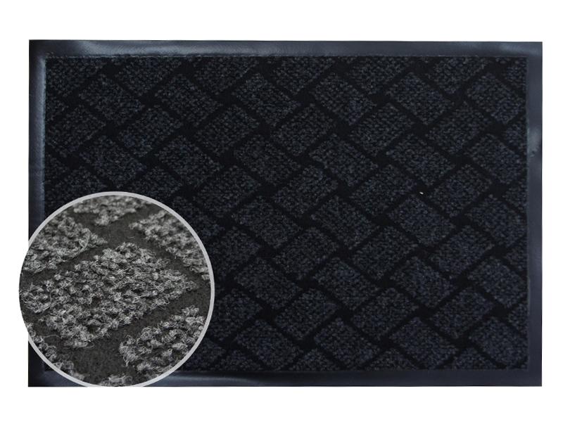 Коврик InLoran Крафт 50x80cm Grey 70-584