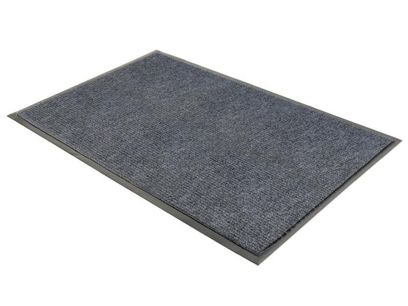Коврик InLoran Комфорт 90x150cm Grey 20-9154