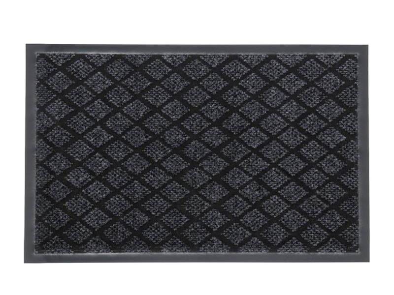 Коврик InLoran Галант 80x120cm Grey 50-8124