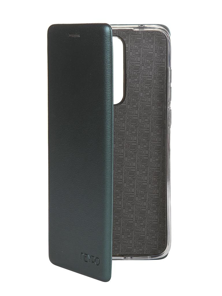 Чехол Neypo для Xiaomi Redmi Note 8 Pro Premium Dark Green NSB16019 чехол neypo для xiaomi redmi note 8 pro premium blue nsb15400