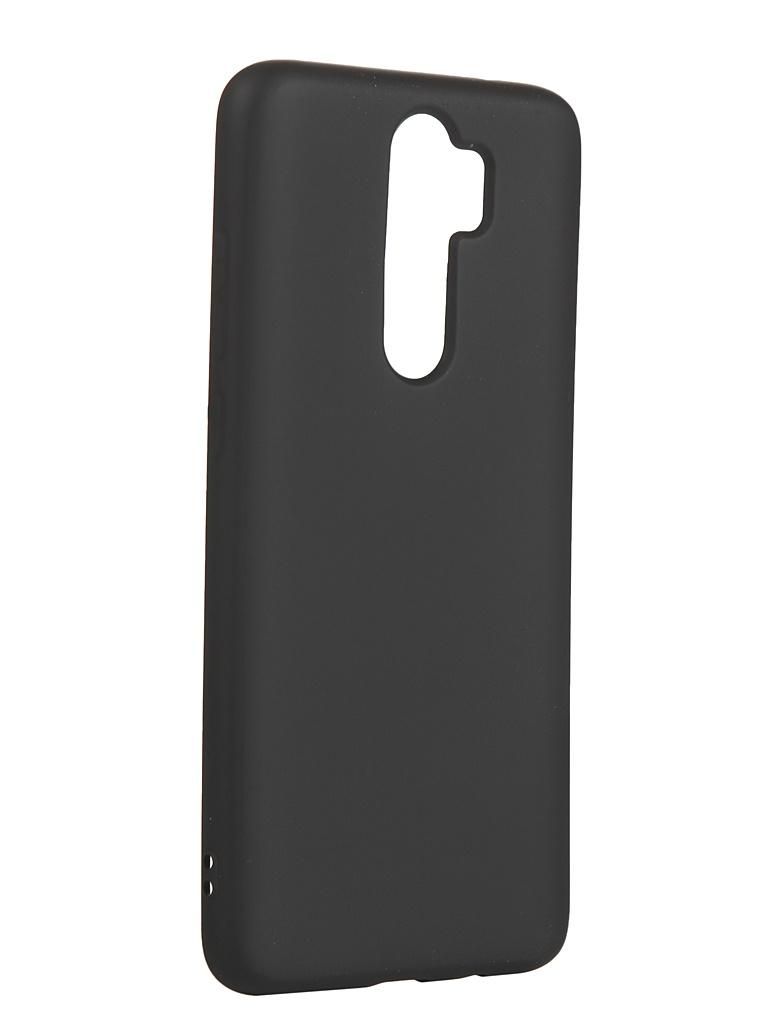 Чехол Neypo для Xiaomi Redmi Note 8 Pro Silicone Case 2.0mm Black NSC15549 цена и фото