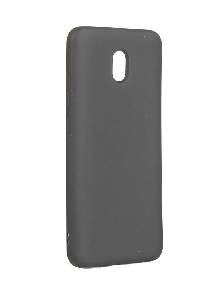 Чехол Neypo для Xiaomi Redmi 8A Silicone Case 2.0mm Black NSC15680