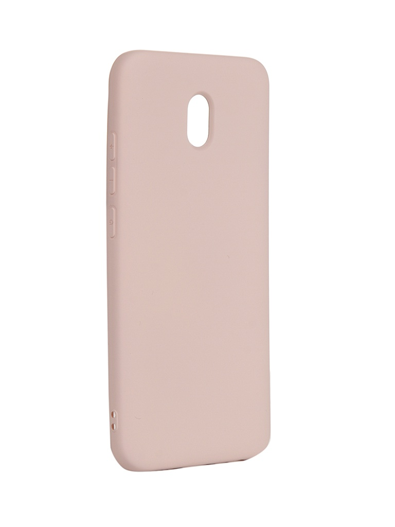 Чехол Neypo для Xiaomi Redmi 8A Silicone Case 2.0mm Pink Quartz NSC15678