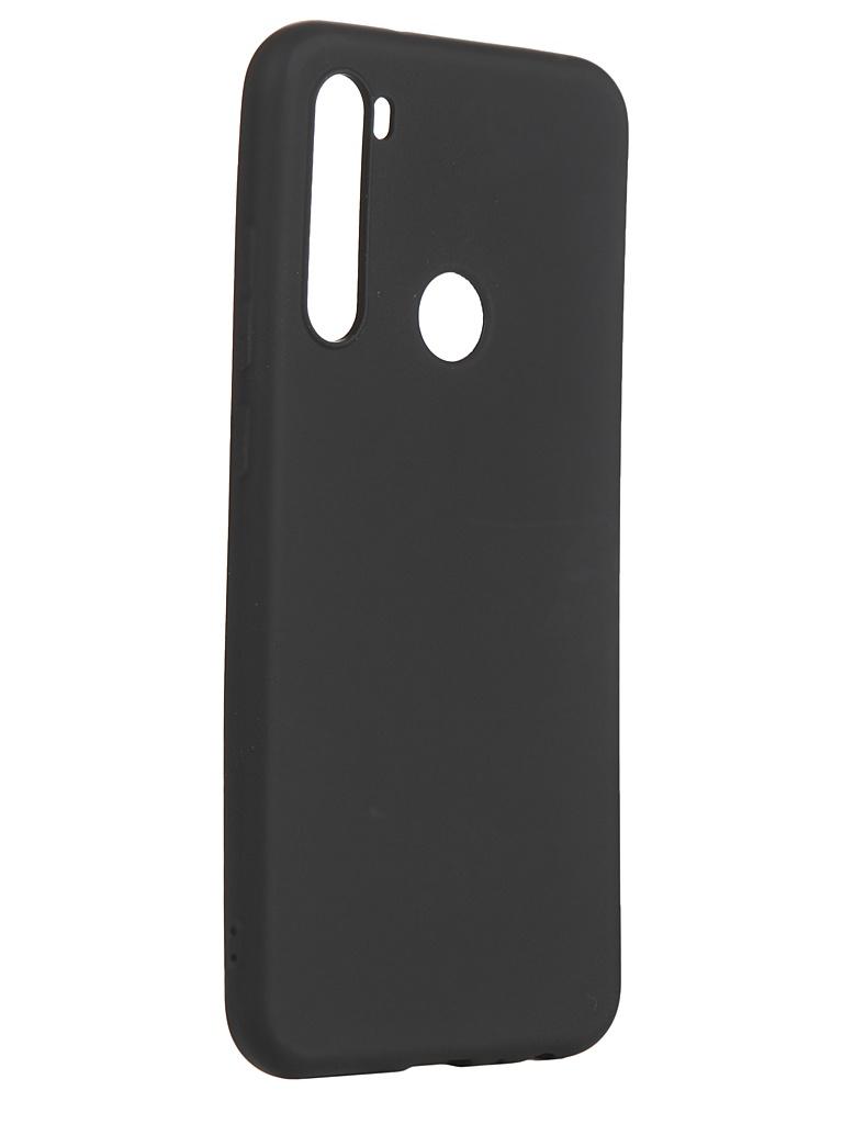 Чехол Neypo для Xiaomi Redmi Note 8T Soft Matte Silicone Black NST16172