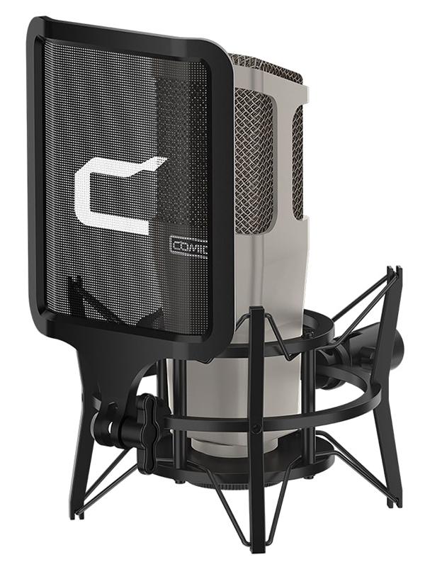 Микрофон Comica STM-01 Black фото
