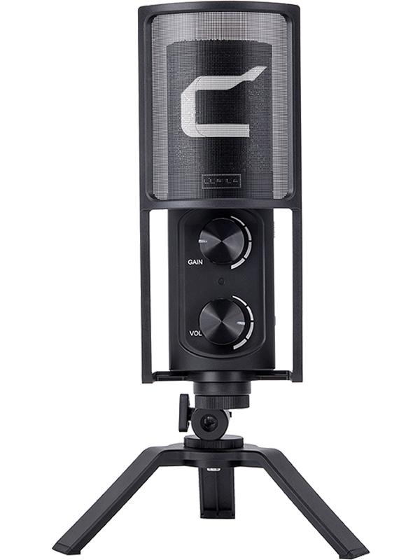 Микрофон Comica STM-USB Black