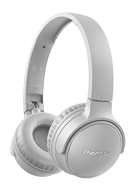 Наушники Pioneer SE-S3BT-H Grey