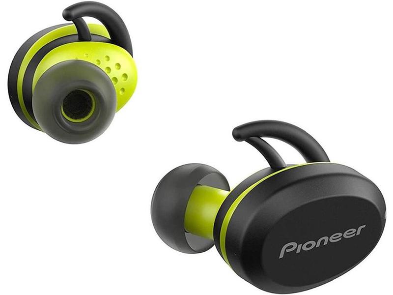Наушники Pioneer SE-E8TW-Y Yellow-Black