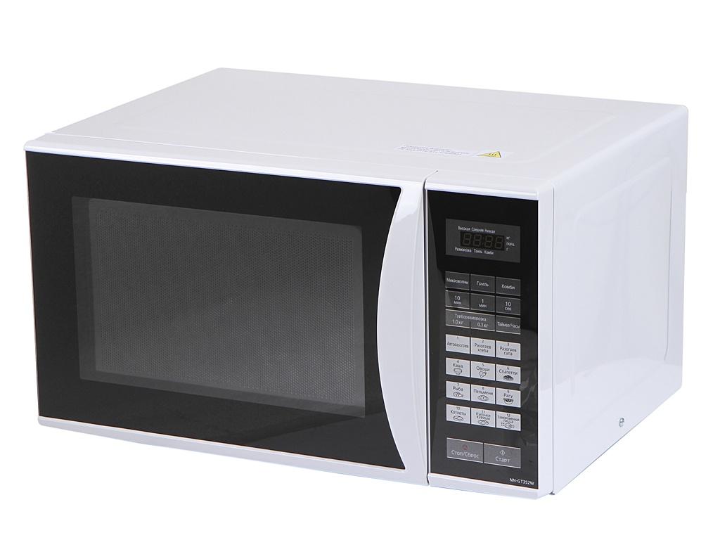 Фото - Микроволновая печь Panasonic NN-GT352W микроволновая печь panasonic nn sm221w