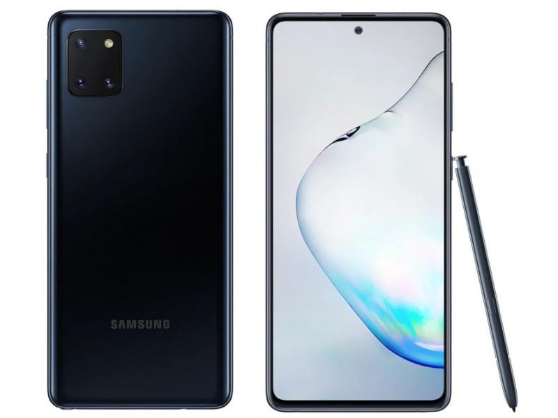Сотовый телефон Samsung SM-N770F Galaxy Note 10 Lite 6Gb/128Gb Black