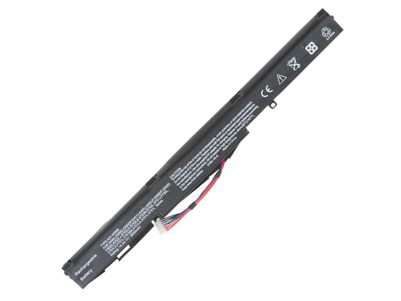 Аккумулятор RocknParts для Asus X450J/X450JF/ X751/X751M/X751L/X550DP 14.4-15V 2600mAh 636063