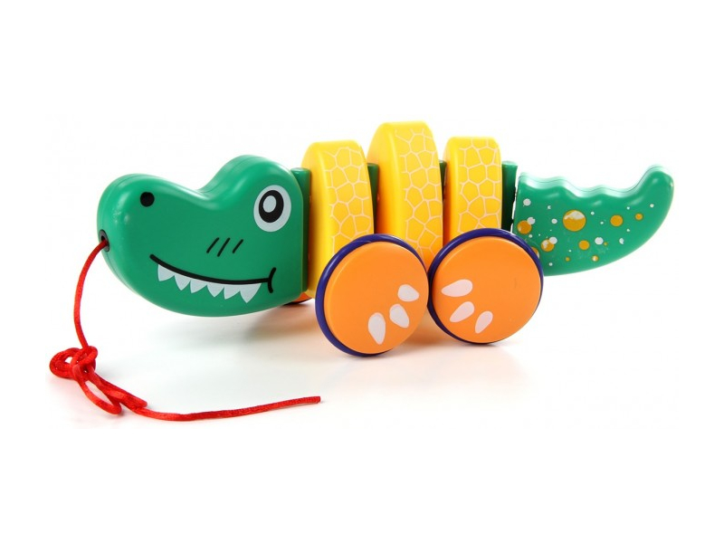 Фото - Каталка Veld-Co Крокодильчик 89167 veld s гель flash repair super