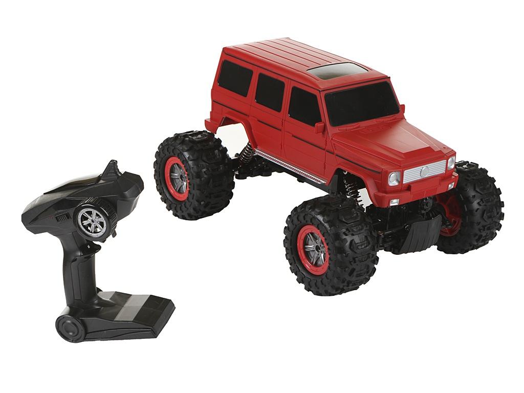 цена на Радиоуправляемая игрушка Veld-Co Машина Red 85825