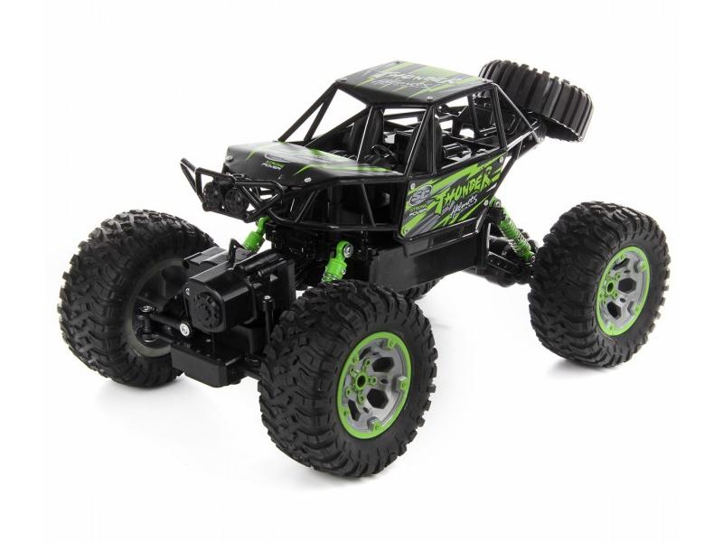 Радиоуправляемая игрушка Veld-Co Машина Green 85815 фото