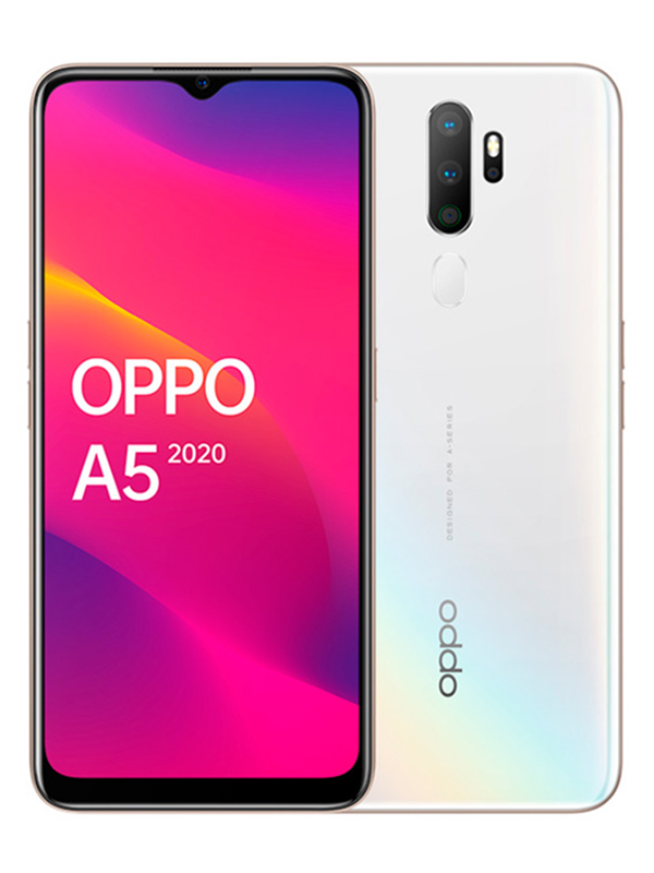 Сотовый телефон OPPO A5 (2020) 3/64Gb White