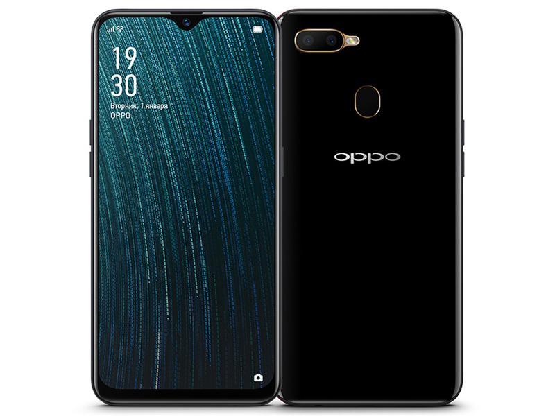 Сотовый телефон OPPO A5s 3Gb/32Gb Black