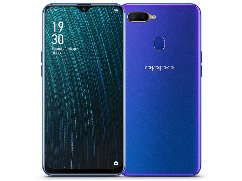 Сотовый телефон OPPO A5s 3Gb/32Gb Blue