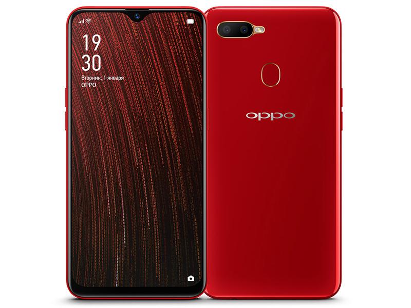 Сотовый телефон Oppo A5S 3/32Gb Red