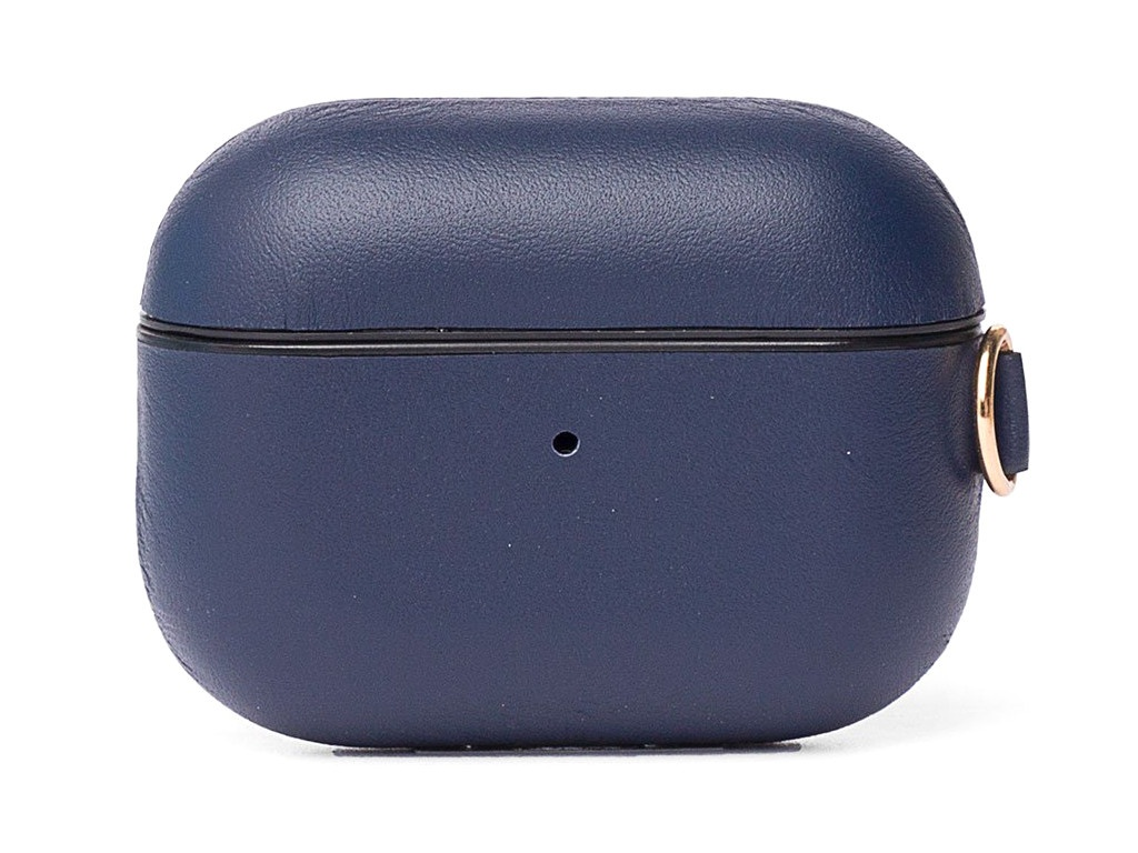 Чехол Activ Leather для APPLE AirPods Pro Blue 112317